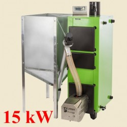 Kocioł na pellet Biomass Uni Comfort 15kW