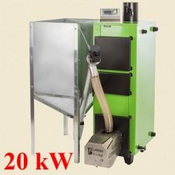 Kocioł na pellet Biomass Uni Comfort 20kW