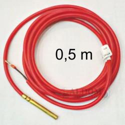 Czujnik CT4 KTY81 - 0,5 m PLUM