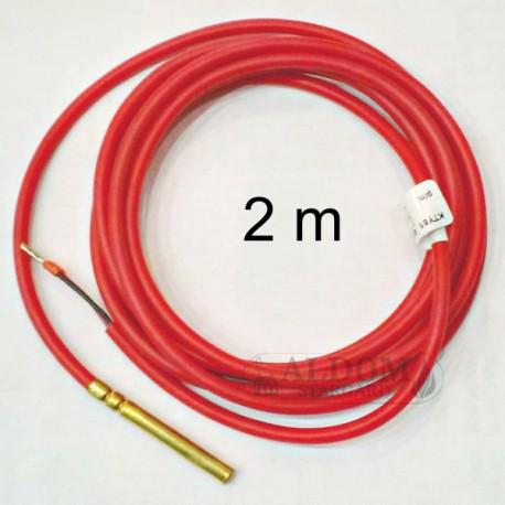 Czujnik CT4 KTY81 - 2 m PLUM