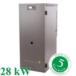 Kocioł na pellet TERMIKA 28 kW