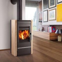 Piecyk na drewno AVESTA 8,2 kW