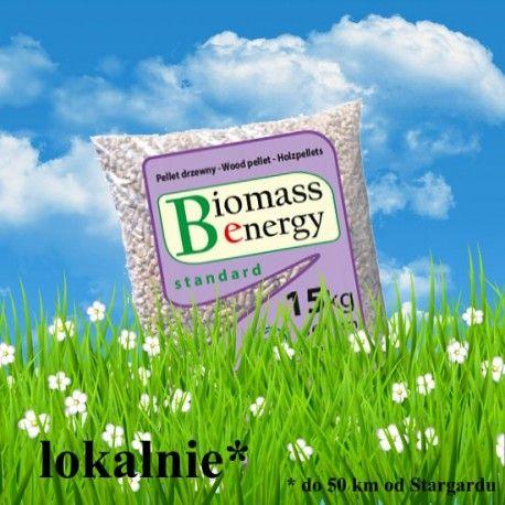 PROMOCJA lokalna Biomass standard - 975 kg