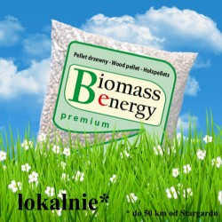 PROMOCJA lokalna Biomass premium - 975 kg