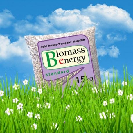 PROMOCJA lokalna Biomass standard 6 mm - 975 kg