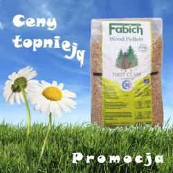 Pellet Fabich Premium - 975 kg 6 i 8 mm