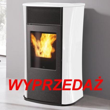 Piecyk na pellet MYA ECO 6,5 kW - szkło WYPRZEDAŻ