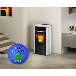 Piecyk na pellet ARIS UP2 8,2 kW - ceramika