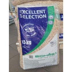 Pellet EXCELLENT Selection - 975 kg 6 mm