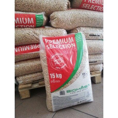 Pellet Premium Selection - 975 kg 6 mm