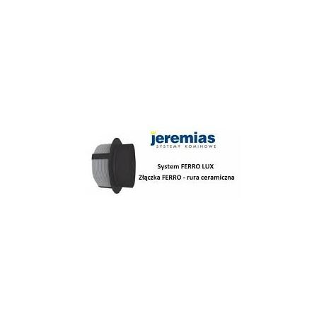Złączka Przejście FERRO 130 do komina ceramicznego