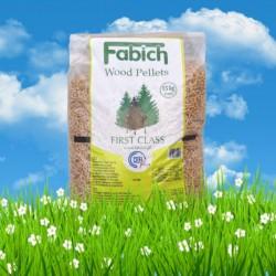 Pellet Fabich Premium - 975 kg 6 mm